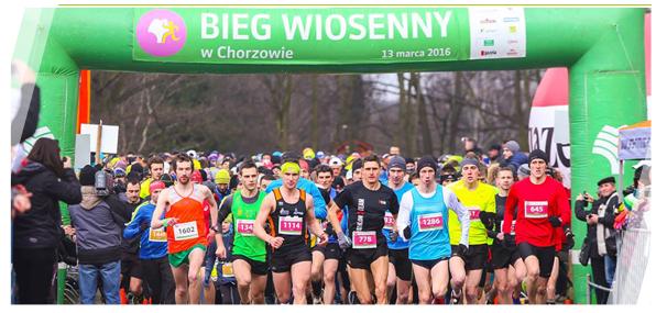 13 marca – Bieg Wiosenny wParku Śląskim